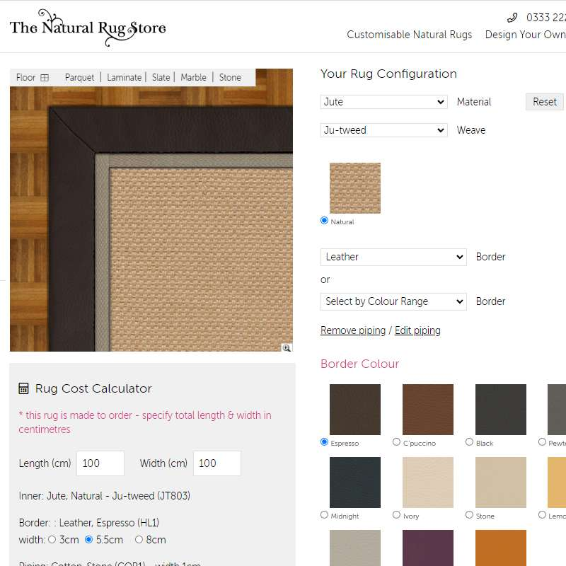 rug builder preview