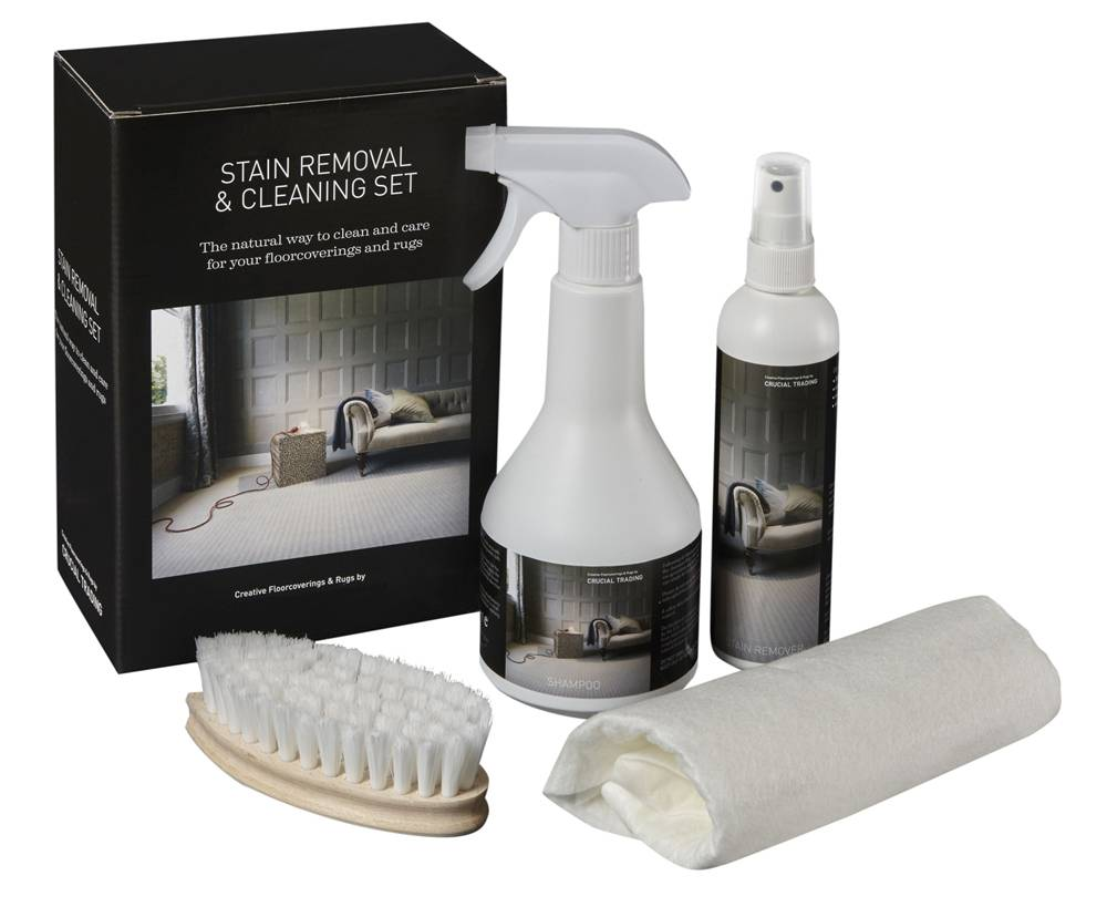 Natural Rug Cleaning Kit